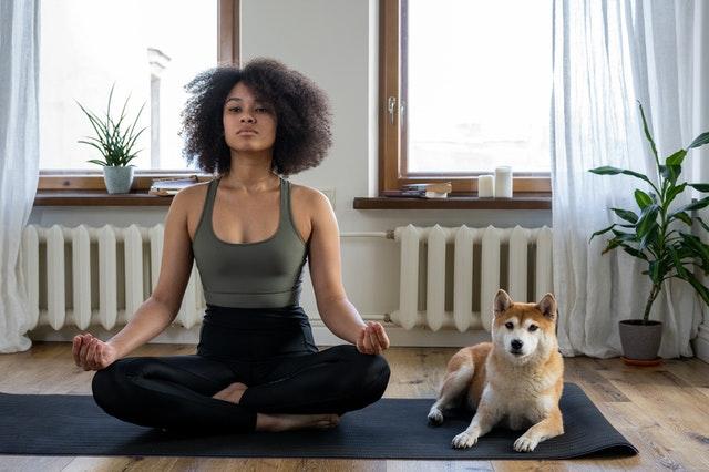 Yoga en appartement